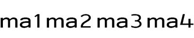 4 tony chiński fonetyka