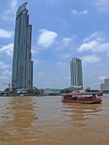Rzeka - Bangkok, Tajlandia