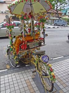 Taksówka - Bangkok, Tajlandia