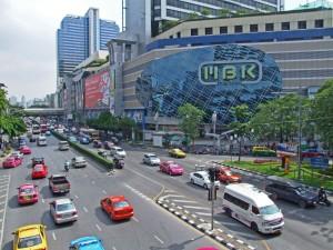 Ulica - Bangkok, Tajlandia