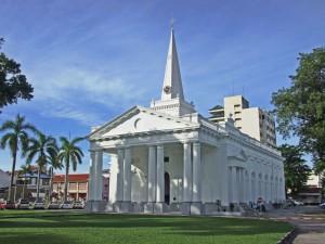 Kościół w Georgetown, Malezja