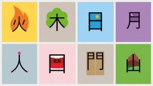 Chineasy - znaki chińskie