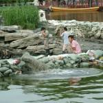 Park nad jeziorem Xihai